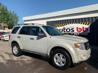 Used 2009 Ford Escape 4 portes, traction avant V6 boîte automa for sale in Laval, QC