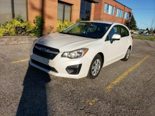 Used 2013 Subaru Impreza 5DR HB CVT 2.0I for sale in Richmond Hill, ON
