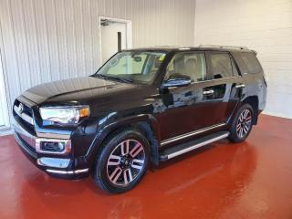 Used 2017 Toyota 4Runner Limited 4x4 for sale in Pembroke, ON