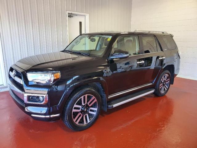2017 Toyota 4Runner Limited 4x4