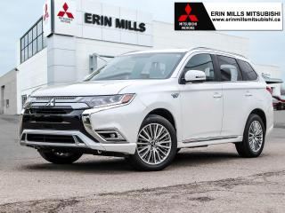 Used 2019 Mitsubishi Outlander Phev SE S-AWC for sale in Mississauga, ON