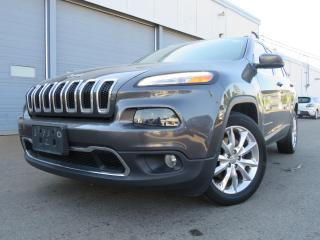 Used 2016 Jeep Cherokee Limited for sale in St. Thomas, ON