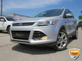 Used 2014 Ford Escape Titanium for sale in St. Thomas, ON