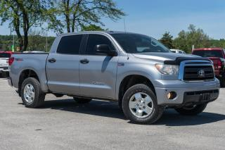 Used 2013 Toyota Tundra SR5 5.7L V8 for sale in Barrie, ON