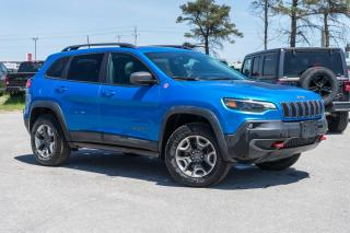 Used 2019 Jeep Cherokee Trailhawk for sale in Barrie, ON