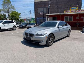 Used 2011 BMW 5 Series 5 535i for sale in Scarborough, ON
