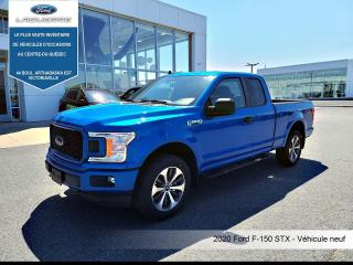 Used 2020 Ford F-150 145+TX SEM for sale in Victoriaville, QC