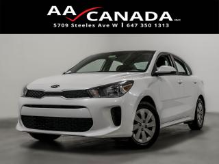 Used 2018 Kia Rio LX+ back up cam for sale in North York, ON