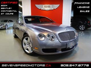 Used 2004 Bentley Continental GT GT CONTINENTAL COUPE | NAVI | 43KMS ONLY | CERTIFID | 9055478778 for sale in Oakville, ON