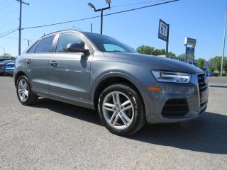 Used 2016 Audi Q3 **23,000KM** CUIR TOIT PANORAMIQUE MAGS 18 for sale in St-Eustache, QC