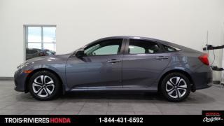 Used 2016 Honda Civic LX + BAS KILO + BLUETOOTH ! for sale in Trois-Rivières, QC