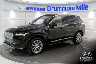 Used 2017 Volvo XC90 T6 INSCRIPTION + GARANTIE + TOIT PANO + for sale in Drummondville, QC