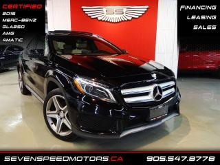 Used 2016 Mercedes-Benz GLA GLA250 AMG 4MATIC | NAVI | CERTIFIED | FINANCE @ 4.65% for sale in Oakville, ON