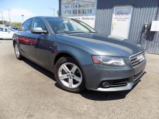 Used 2011 Audi A4 **PREMIUM,QUATTRO,CUIR,TOIT,MAGS** for sale in Longueuil, QC