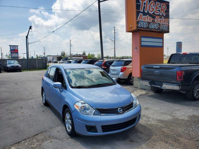 2012 Nissan Versa 1.8 S**RUNS&DRIVES GREAT**AUTO**HATCH**AS IS