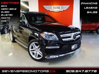 Used 2014 Mercedes-Benz GL-Class GL350 | CERTIFIED | AMG PKG | NAVI | FINANCE @ 4.65% for sale in Oakville, ON