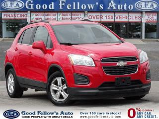 Used 2014 Chevrolet Trax LT MODEL, 1.4 TURBO 4CYL, SUNROOF, REARVIEW CAMERA for sale in Toronto, ON