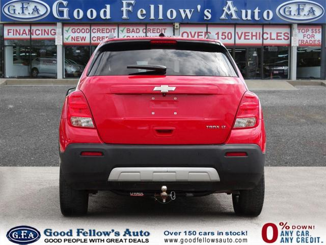2014 Chevrolet Trax LT MODEL, 1.4 TURBO 4CYL, SUNROOF, REARVIEW CAMERA