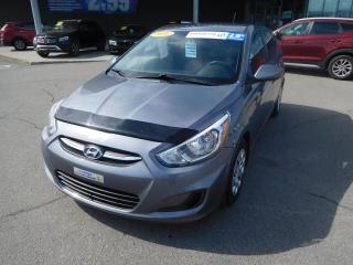 Used 2016 Hyundai Accent GL,A/C,CRUISE,BLUETOOTH,BANCS CHAUFFANTS for sale in Mirabel, QC