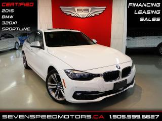 Used 2016 BMW 3 Series 320XI SPORTLINE | CERTIFIED | NAVI | CAMERA | FINANCE @ 4.65% for sale in Oakville, ON