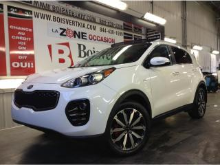 Used 2017 Kia Sportage AWD TOIT PANORAMIQUE CUIR ET VOLANT CHAUFFANT for sale in Blainville, QC
