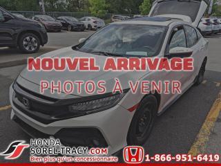 Used 2017 Honda Civic Sport Touring 5 portes BM for sale in Sorel-Tracy, QC