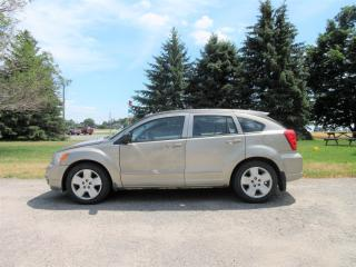 Used 2009 Dodge Caliber SXT for sale in Thornton, ON