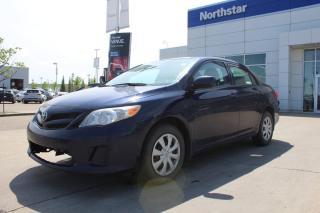 Used 2012 Toyota Corolla LE AUTO/HEATEDSEATS/BLUETOOTH/AC/CRUISE for sale in Edmonton, AB
