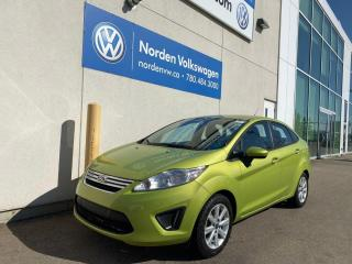 Used 2013 Ford Fiesta SE M/T for sale in Edmonton, AB
