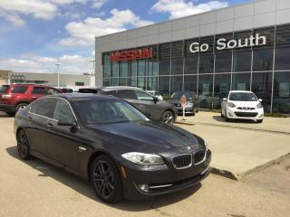 Used 2011 BMW 5 Series 535iXDRIVE, LEATHER, AWD for sale in Edmonton, AB