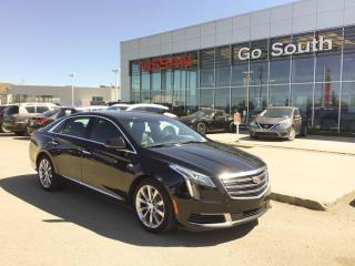 Used 2018 Cadillac XTS XTS, LUXURY, LEATHER for sale in Edmonton, AB