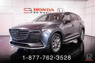Used 2017 Mazda CX-9 GT + AWD + CUIR + NAVI + PROPRE + WOW! for sale in St-Basile-le-Grand, QC