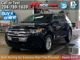 Used 2014 Ford Edge SE for sale in Winnipeg, MB