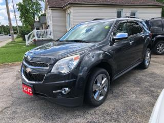 Used 2013 Chevrolet Equinox LT for sale in Cambridge, ON