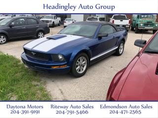 Used 2006 Ford Mustang for sale in Headingley, MB
