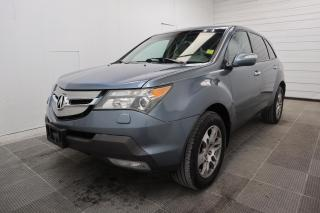 Used 2008 Acura MDX for sale in Winnipeg, MB
