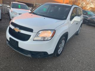 Used 2013 Chevrolet Orlando LS for sale in Oshawa, ON