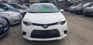 Used 2016 Toyota Corolla LE for sale in Oshawa, ON