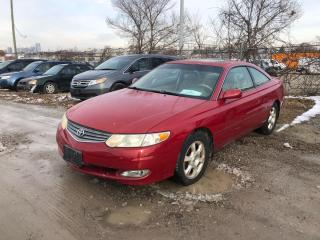Used 2002 Toyota Camry Solara SE for sale in Oshawa, ON
