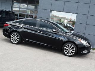 Used 2011 Hyundai Sonata NAVIGATION|REARCAM|LEATHER|ROOF|ALLOYS for sale in Toronto, ON