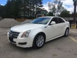 Photo of White 2010 Cadillac CTS