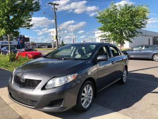 Used 2010 Toyota Corolla for sale in Toronto, ON