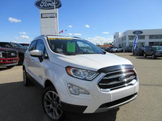 Used 2018 Ford EcoSport Titanium for sale in Drayton Valley, AB