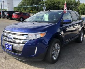 Used 2017 Ford Edge SEL for sale in Brockville, ON