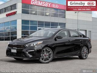 New 2020 Kia Forte GT|1.6L T-GDI |FULLY LOADED!!|SPORT EQUIPMENT| for sale in Grimsby, ON