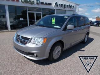New 2020 Dodge Grand Caravan PREMIUM PLUS for sale in Arnprior, ON