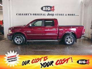 Used 2016 RAM 1500 Laramie for sale in Calgary, AB