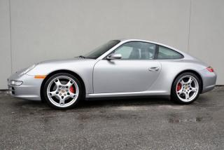Used 2007 Porsche 911 Carrera 4S Coupe for sale in Vancouver, BC