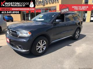 Used 2016 Dodge Durango Limited   AWD   7-Passenger   Heated Seats for sale in Kingston, ON