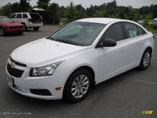 Used 2011 Chevrolet Cruze LS for sale in Slave Lake, AB